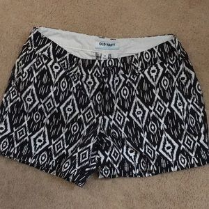 B&W Old Navy Shorts